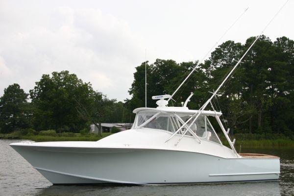 2009 Purdue 35 Express
