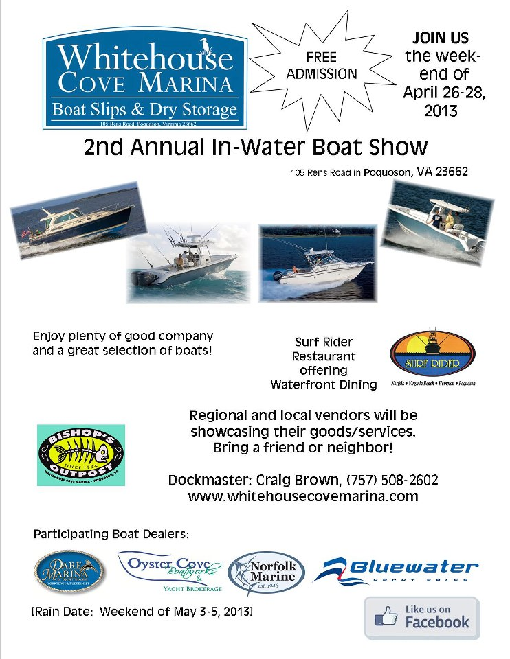 2009 Purdue 35 Express will be on Display at the Whitehouse Cove Boat Show April 26th 2013