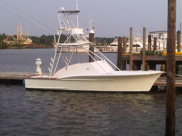 26' Ricky Scarborough 1981 - Yacht for Sale | Bluewater Yacht Sales