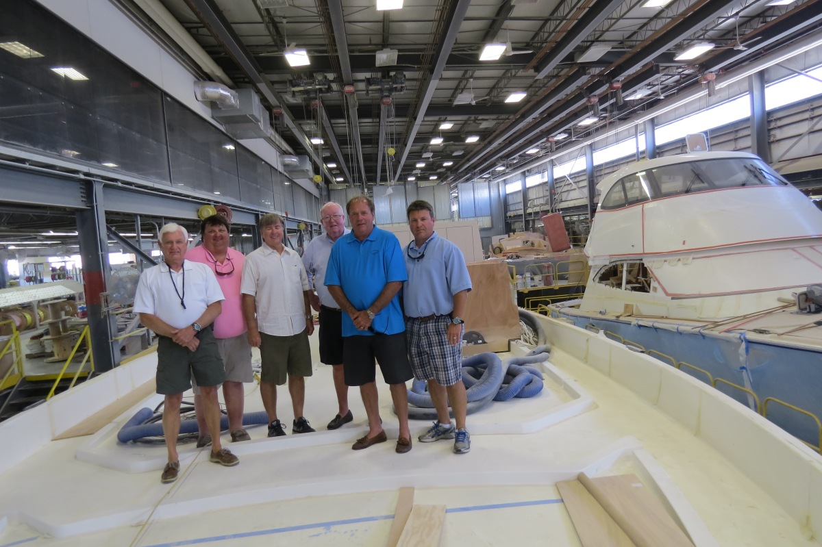 Bluewater Yacht Sales Picks Up New Vikings