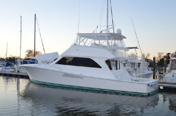 2003 Viking 55 Profile