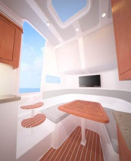 Cabin berth