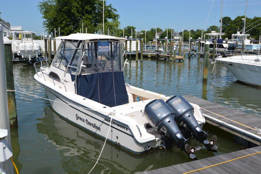 Rockfish Special: 2008 Grady-White 282 Express$86,500.00
