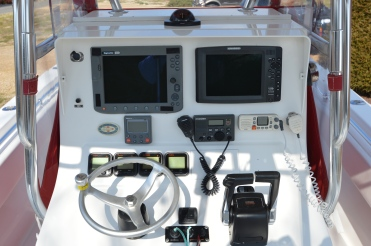 2007 Contender 25 Center Console