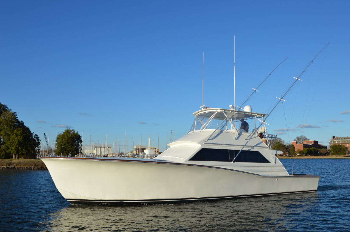 New Listing: 53 Jim Smith Tournament Boats Pescadora at $499,999.00