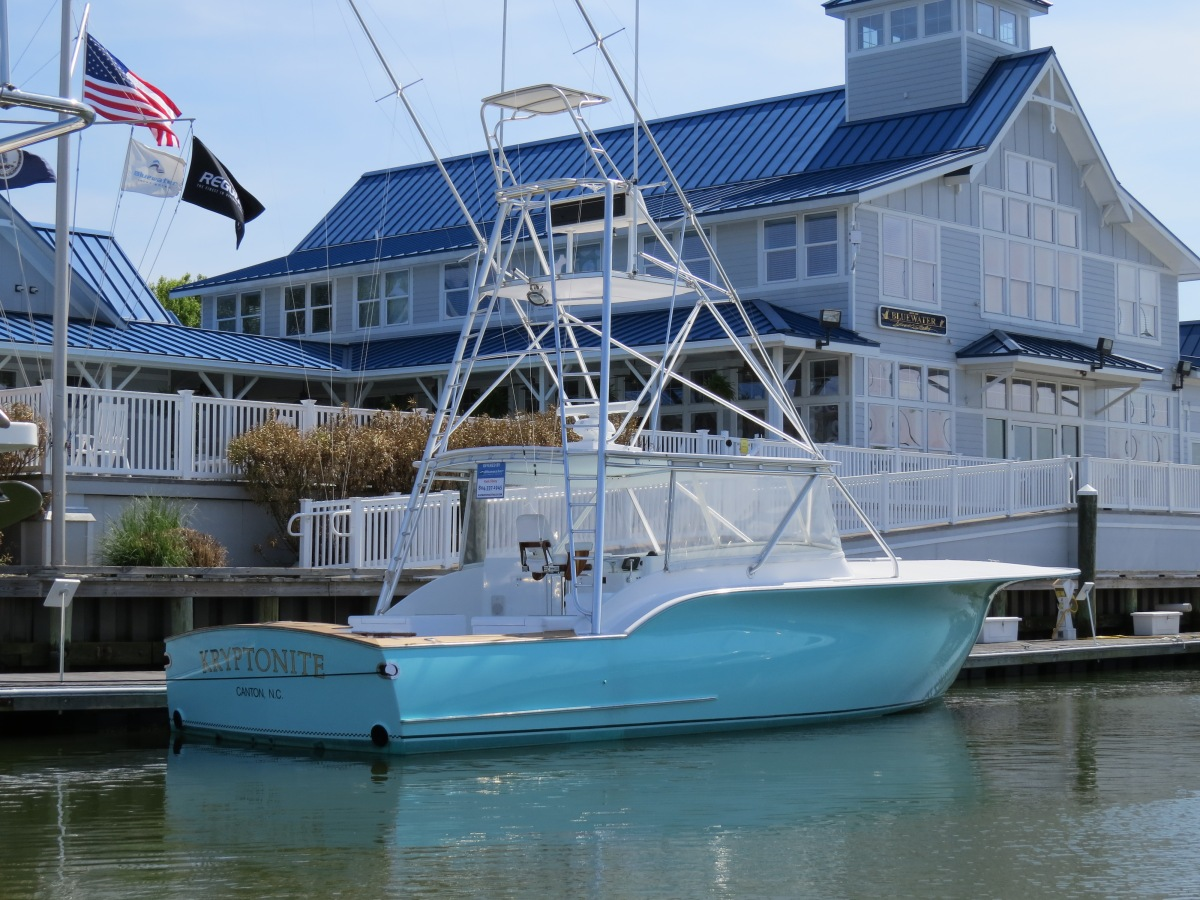 New Arrival: 2003 Capps Custom Carolina Express Sportfisherman