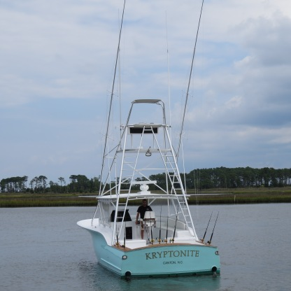 2003 Capps Custom Carolina 40 Express Sportfisherman
