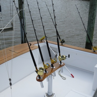 2003 Capps Custom Carolina 40 Express Sportfisherman